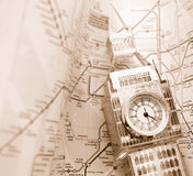 London time Stock Photo