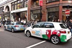 London to Brighton Car Run Event Royalty Free Stock Photo