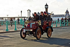 London to Brighton race Royalty Free Stock Photo