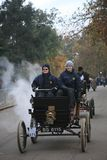 London to Brighton Veteran Car Run Stock Image