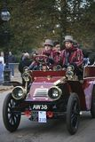 London to Brighton Veteran Car Run Royalty Free Stock Photos