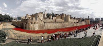 london torn Royaltyfria Foton