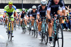 2014 London, Tour De France. Royalty Free Stock Photos