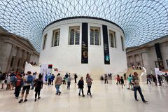 London tourism attraction Stock Image