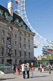London tourist attractions Stock Images