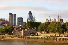 London. Tower. Stock Image