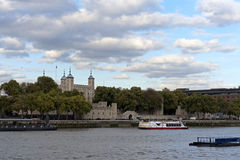 The london tower Royalty Free Stock Photography