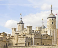 The London Tower Stock Photography