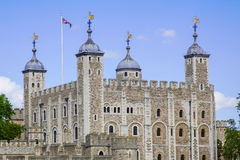 The London Tower Royalty Free Stock Photos