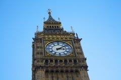 London Tower Big Ben royalty free stock photo