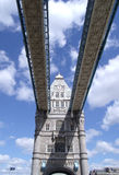 London Tower bridge Stock Images