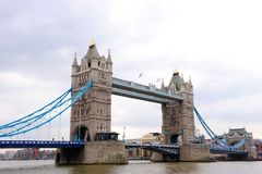 London Tower Bridge Royalty Free Stock Photos