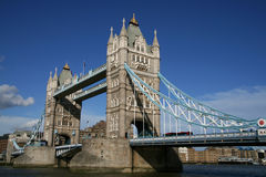 Free London Tower Bridge Stock Photography - 16095112
