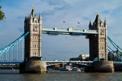 London, Tower Bridge Royalty Free Stock Photography