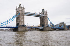 London Tower Bridge. Photo of the London Tower Bridge royalty free stock images