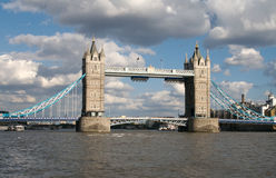 London, Tower-Bridge Royalty Free Stock Image