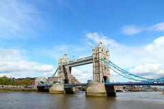 London - Tower Bridge Royalty Free Stock Photography