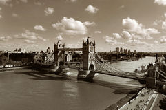 London Tower Bridge Stock Photography
