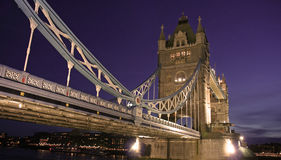 London- Tower Bridge stock image