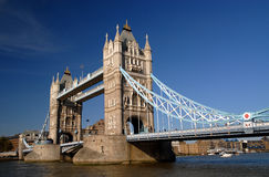 London, Tower Bridge Stock Images