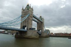 LONDON - Tower Bridge Stock Image