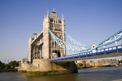 London - Tower bridge Royalty Free Stock Photo