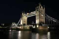 London Tower bridge, England Stock Images