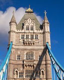 London tower bridge, England Royalty Free Stock Photo