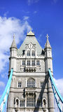 The London Tower Bridge. In London, England Stock Photography
