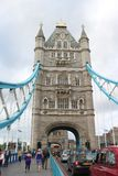 London Tower Bridge, England Royalty Free Stock Images