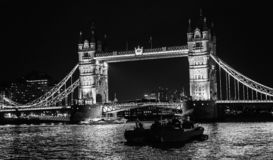 The London Tower Bridge royalty free stock photo