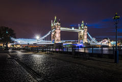 London, Tower Bridge Stock Image