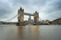 Free London Tower Bridge On Sunset Stock Image - 35696051