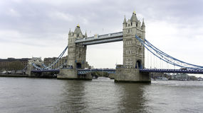 LONDON TOWER BRIDGE. Photo of the London Tower Bridge royalty free stock photography
