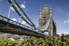 London Tower Bridge Royalty Free Stock Photo