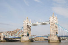 London tower bridge Royalty Free Stock Image