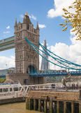 LONDON,  Tower bridge on the River Thames Stock Photo