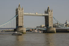 London Tower Bridge Royalty Free Stock Photography