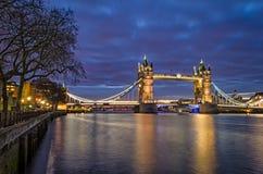 London, Tower Bridge Stock Photography