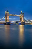 London, Tower Bridge Stock Images