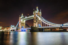 London Tower Bridge, UK England Stock Photography