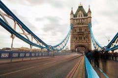 London Tower Bridge, UK England Royalty Free Stock Image