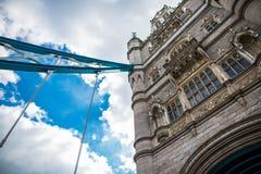 London Tower Bridge, UK England Stock Photography