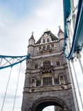 London Tower Bridge, UK Stock Photos