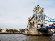 London Tower Bridge, UK Royalty Free Stock Photos