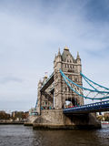 London Tower Bridge, UK Stock Image