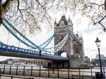 London Tower Bridge, UK Stock Photography