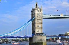 The London Tower Bridge Royalty Free Stock Image