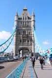 London - Tower Bridge Royalty Free Stock Photography