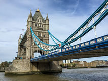 London Tower Bridge, UK Royalty Free Stock Image